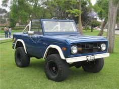 1977 Bronco   Ford Bronco 1977-bronco2. Ryleigh car party