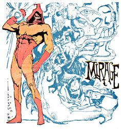 Bill Sienkiewicz 1985-1987: Selections from Who's Who: The Definitive Directory of the DC Universe