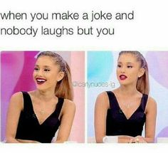 Crazy Funny Memes, Really Funny Memes, Stupid Funny Memes, Funny Relatable Memes, Funny Posts, Hilarious, Funny Stuff, Ariana Grande Meme, Donald Trump