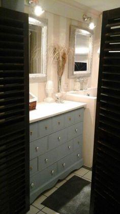 Steine auf die Wand! Eine moderne Alternative zu Badfliesen ist ein ...