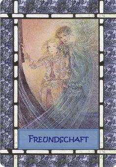 Lichtwege mit Orina Genia Nissenbaum alias Madame Zahmirah: Chawer,Engel der Freundschaft