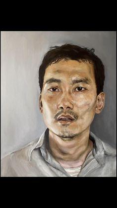 Painting Videos, Painting Tutorials, Painting Techniques, Art Tutorials, Acrylic Portrait Painting, Oil Portrait, Watercolor Portraits, Human Art, Process Art