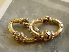 22k antique India (Tamil Nadu). Available @ New York Adorned