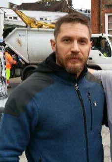 Tom Hardy - April 2016