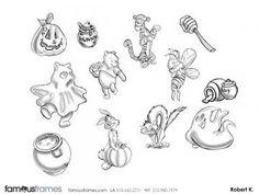 FamousFrames Storyboards, Animatic Artists, Storyboard Artists, Robert Kalafut