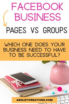 If you have a business you need a Facebook business page. But what about a Facebook group? What is the difference between a page and a group? Do you need both? How will a Facebook page benefit your business? What is a group good for? And most importantly what do you post in each one? #facebook #facebookmarketing,
