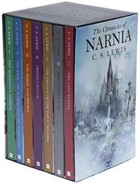 Chronicles of Narnia by CS Lewis *Now own entire series*