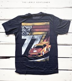 The Lowly Gentlemen | The Gent Cup T Shirt
