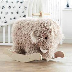 Afbeeldingsresultaat voor schommelpaard mammoet