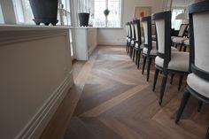 Solid hardwood planks, special flooring