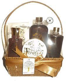 Argan Oil Luxury Bath Spa Gift Set. Shower Gel, Bubble Ba... Luxury Bath, Spa Gifts, Argan Oil, Bathroom Interior Design, Shower Gel, Bubbles