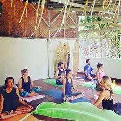 Daily Yoga Classes at The Hideout Hostel Canggu,  Bali