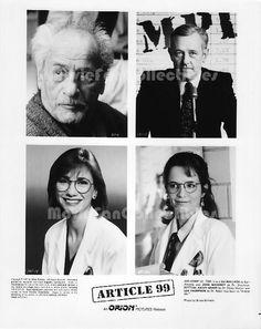 Article 99 photo Eli Wallach Lea Thompson Kathy Baker John Mahoney