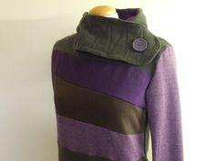 CHOCOLATE RAISIN  Hoodie Sweatshirt Sweater  by MungoCrafts, $74.00