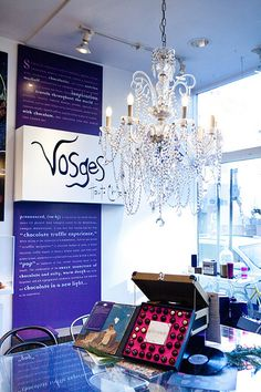 Vosges Haut Chocolat. One of the best in the city. <3