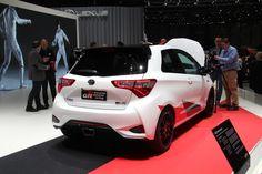 Заряд бодрости: новый «горячий» хэтчбек Toyota Yaris GRMN