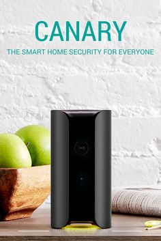 Canary - The Smart Home Security for Everyone BBYConnectedHome AD