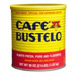 Café Bustelo Dark Roast Espresso Coffee .. I Finally know what's that yellow and red can in the kitchen of the Big Bang Theory :)