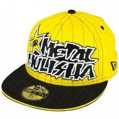 Metal Mulisha RS Designated Hitter Cap