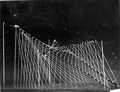 Pabellón Philips model | i xenakis