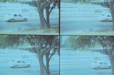 La cámara ActionSampler, de Lomography. Con cuatro lentes.Vlad Radztcha