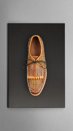 Cork sole leather #moccasins