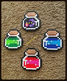 Hama beads faciles , hama beads faciles , perles hama faciles … - Minecraft World 2020 Hama Beads Kawaii, Hama Beads Pokemon, Hama Beads Disney, Diy Perler Beads, Hama Beads Coasters, Perler Bead Art, Hama Beads Minecraft, Hamma Beads 3d, Peler Beads