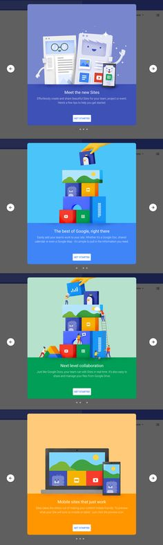Google Sites Onboarding