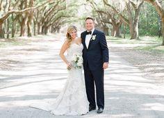 O casal Natalie ♥ Freddie realizaram um lindo Destination Wedding em Savannah, na Georgia. Eles contrataram a Assessora de Casamento Sarah Day, premiada pela Belief Awards.