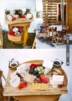 cheese table because cheese is awesome | CHECK OUT MORE IDEAS AT WEDDINGPINS.NET | #weddingfavors