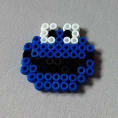 Monstruo de las Galletas. Hama Beads