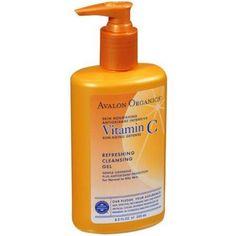 Avalon Organics Vitamin C Soap 8.5 Fl Oz, Multicolor