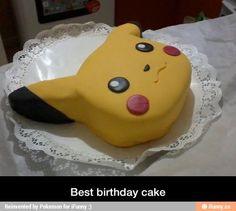 Pikachu cake                                                       …