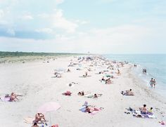 Bid now on Vecchiano South (+ Vecchiano North; 2 works) by Massimo Vitali. View a wide Variety of artworks by Massimo Vitali, now available for sale on artnet Auctions. London College, Beach Print, Beach Photography, Color Photography, Budget Wedding, Dolores Park, Photo Galleries, Photo Editing, Inspiration