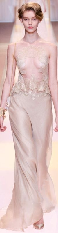 Fall 2013 Couture Armani Privé look32