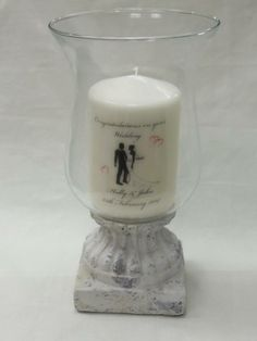 A great wedding or anniversary present Anniversary Present, Personalised Gifts, Presents, Glass, Wedding, Personalized Gifts, Gifts, Valentines Day Weddings, Customized Gifts