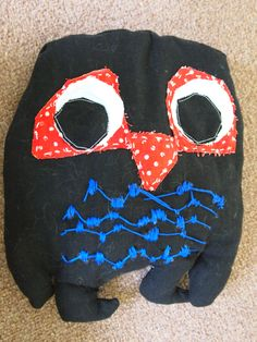 Owl inspired by one of our favourite stories 'A Bit Lost'. Owl, Kids Rugs, Homemade, Inspired, Inspiration, Home Decor, Homemade Home Decor, Biblical Inspiration, Kid Friendly Rugs