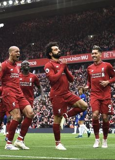 Liverpool Chelsea: Mo Salah scores a stunning goal as Reds reclaim lead in title race. Liverpool Fc Champions League, Liverpool Players, Liverpool Football Club, Steven Gerrard, Premier League, Liverpool Fc Wallpaper, Liverpool Wallpapers, Mohamed Salah Liverpool, Burnley Fc