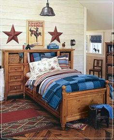 Little cowgirl room decorating ideas equestrian theme for Cowboy themed bedroom ideas