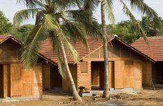 Post-Tsunami Housing - Kirinda, Sri Lanka - 2007