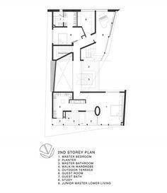 Origami House By Formwerkz Architects (15) | Piante | Pinterest | Origami,  Architects And House