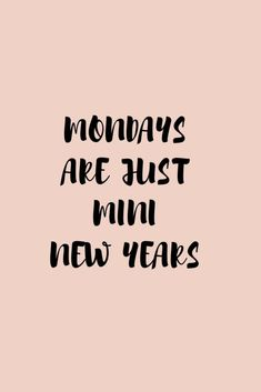4 Ways To Stop Hating Mondays - NICOLEVALEK.COM