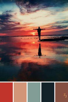ZJ Colour Palette 266 #colourpalette #colourinspiration