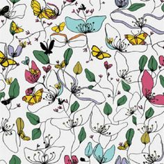 Kipikude for Almedahls Scandinavian Fabric, Scandinavian Pattern, Scandinavian Interior Design, Contemporary Blankets, Oilcloth Tablecloth, Laminated Fabric, Marimekko, Fabric Art, Kitchen Interior