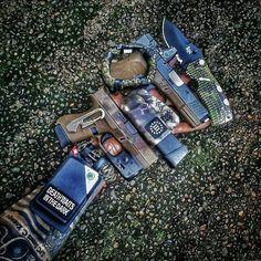 #Repost @4everagainstthestream ・・・ Tommy two guns today. #combatveteran…