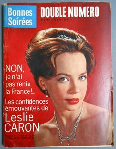 ►bonne Soirée 1997 1960 Leslie Caron Mylène Demongeot Fernand Raynaud | eBay
