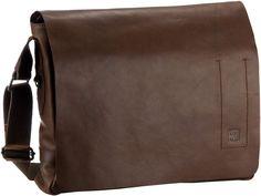 Bodenschatz Sierra Messenger Bag Espresso - Umhängetasche