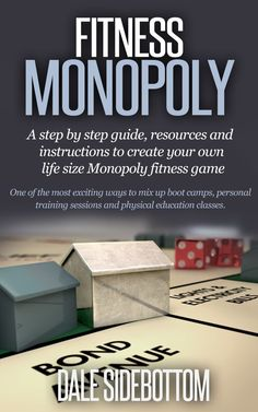 Fitness Monopoly-Each fitness game lasts for 30 to 45 minutes.. The creator also included a number of bodyweight exercise workouts which can be used anywhere when you do not have equipment. Six very neat ideas can be found on this website. Check it out!