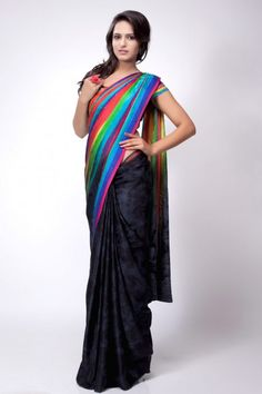 Satya Paul Exclusive Saree Collection 2015 With Prices | BestStylo.com