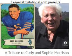 A #video tribute to Curly and Sophie Morrison, founders of Legends Invitational: http://legendsinvitational.com/media/